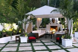eclectic outdoor furniture. Simple Eclectic Covered Patio Furniture Outdoor Goods Tents Eclectic With  Candle Holders Candles Chairs Couches Grass Fireplace  To
