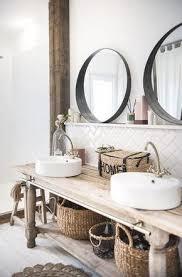 La salle de bain, un établi peut devenir un meuble vasque #decorecup ...