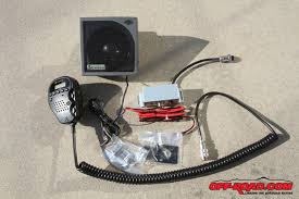 cb radio install cobra electronics compact 75 wx st off road com included the cobra 75 wx st is the compact receiver and mounting hardware for the