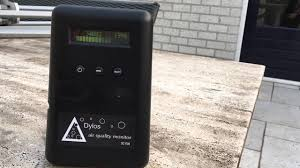 Air Pollution Measurement In Eindhoven With Dylos Dc1700