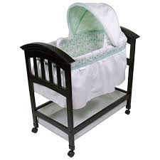 Summer Infant Classic Comfort Bassinet  White