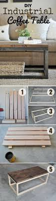 Industrial Coffee Table 17 Best Ideas About Industrial Coffee Tables On Pinterest