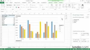 Pivot Chart Excel Printing A Pivotchart