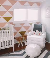Moroccan Pouf Nursery