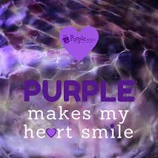 Purple Quotes New 48 Purple Quotes To Make You Smile Purpleologist