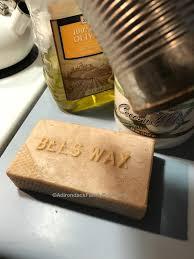 diy paw wax ings