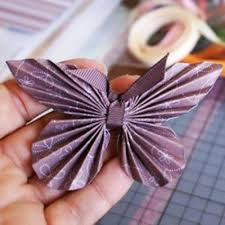Decorating Boxes With Paper Handmade Butterflies Decorations for Gift Boxes Recycle Paper 59