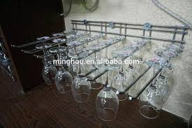 medium size of ikea grundtal stainless steel hanging wine glass rack metal holder red bathrooms gorgeous