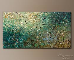 big universe abstract art painting image by carmen guedez