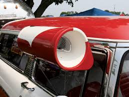 thermador car cooler. does any one have these vintage window-mounted evaporative coolers on thier trucks? if so where do you get at? i only found place, thermador car cooler