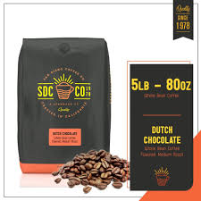 Others include caramel, hazelnut, rum, pumpkin, and peppermint. Dutch Chocolate Sandiegocoffee