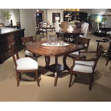 Square to round table Ce0816 Wood And Hogan Veranda Square To Round Dining Table