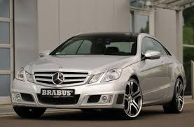 2009 Brabus Mercedes-Benz E-Class Coupe Specs, Top Speed & Engine ...