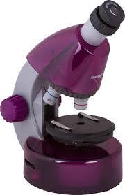 Купить <b>микроскоп Levenhuk LabZZ M101</b> Amethyst (69033) по ...