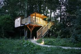 A Treehouse Stay In The Amazon Jungle  The TravelbunnyTreehouse Accommodation Ireland