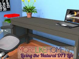 it is so easy to put together requires only basic tools and is super affordable to build it has a simple sy style and a big work surface that is