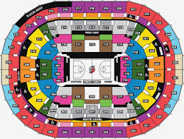 Pbr Moda Center Seating Chart Rigorous Map Of The Moda Center Moda Center Map Moda Center