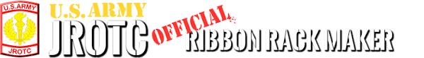 Army Jrotc Ribbon Chart Jrotc Ribbon Rack Maker