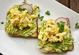 easy avocado recipe avocado egg toast