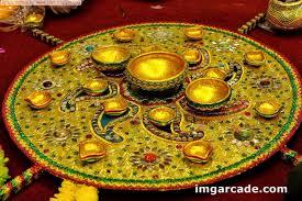 Mehndi Tray Decoration Ready Made Delicious Kerala ParottaParatha Mehndi Thaals Henna 76