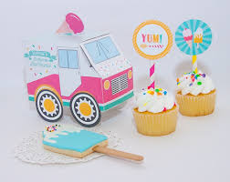 Ice Cream Parlor Themed Birthday Party Popsugar Family