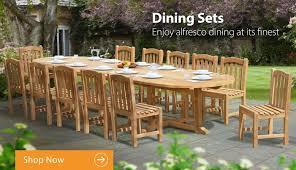 corido luxury teak garden furniture