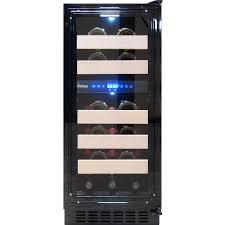vinotemp wine fridge. Vinotemp 15-Inch Wine Cooler Fridge