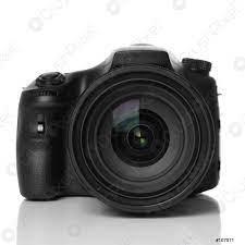 Kamera dslr - Foto vorrätig