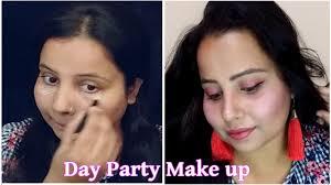 step by step makeup tutorial for beginners in hindi day party makeup priya malik glam