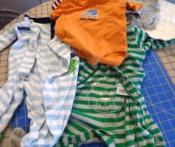 Quilts Made from Baby Clothes &  Adamdwight.com