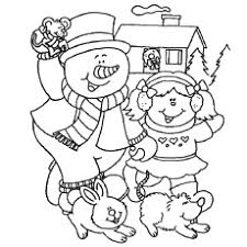 Small Picture Top 20 Free Printable Snowman Coloring Pages Online
