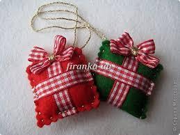 Christmas Felt Craft Projects AmazoncomChristmas Felt Crafts