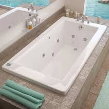 Bathtubs Idea, Drop In Whirlpool Tub 2 Person Jacuzzi Tub Access Tubs  Venetian Whirlpool: ...