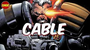 who is marvel s cable powerful future son of cyclops
