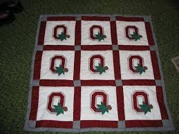 263 best Quilting: Ohio State University images on Pinterest ... & Ohio State University Quilt Ideas | OSU QUILT#Repin By:Pinterest++ for iPad# Adamdwight.com