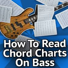How To Read Bass Scale Charts Chord Charts For Bass Become A Bassist