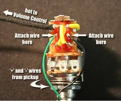 idiot looking to install an rs kit my les paul forum there is a 50 50 chance that you will get the wiring out of phase when the push pull is in the down position you won t know until you have it wired up