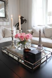 How To Decorate A Coffee Table Tray Coffee Tables Coffee Table Beautiful Tray Photos Ideas Wood 8