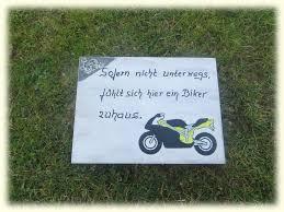Wohnen Motorrad Türschild Für Biker Mit Spruch Motorradschild