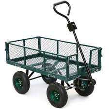 folding garden cart. 400kg 48\ Folding Garden Cart