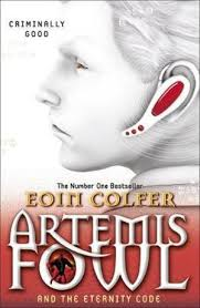 artemis fowl and the eternity code artemis fowl series book 3 eoin colfer