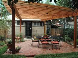 Closed Gazebo Designs How To Build A Wood Pergola Hgtv