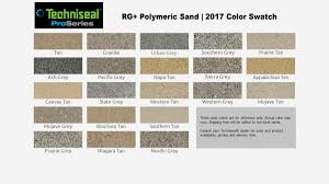 Rg Polymeric Sand Reliable Jointing Of Standard Paver