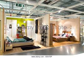 bedroom furniture sale ikea. display bedrooms in ikea furniture shop london england uk stock image bedroom sale f