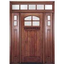 wood entry doors. MAI Doors, Model: HTC400-1-2-T Wood Entry Doors T