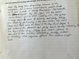 freshmen semester  period 3 paragraph