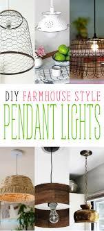Diy Pendant Lighting Best 25 Farmhouse Pendant Lighting Ideas On Pinterest Kitchen