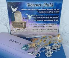forever child sympathy gift for the loss of a child from captured wishes