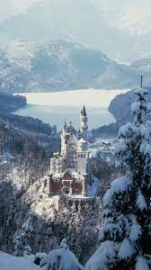 Neuschwanstein Castle In Bavaria 德国人 ...