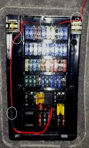 ims guardian install tips tricks miscellanea 986 forum for feeding the power lead to the fuse box there s a spot to the upper left of the lh switch panel port that s perfect for this you don t have to feed the